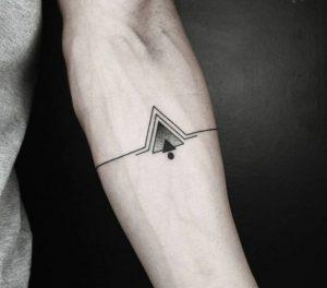 tatuajes de brazaletes