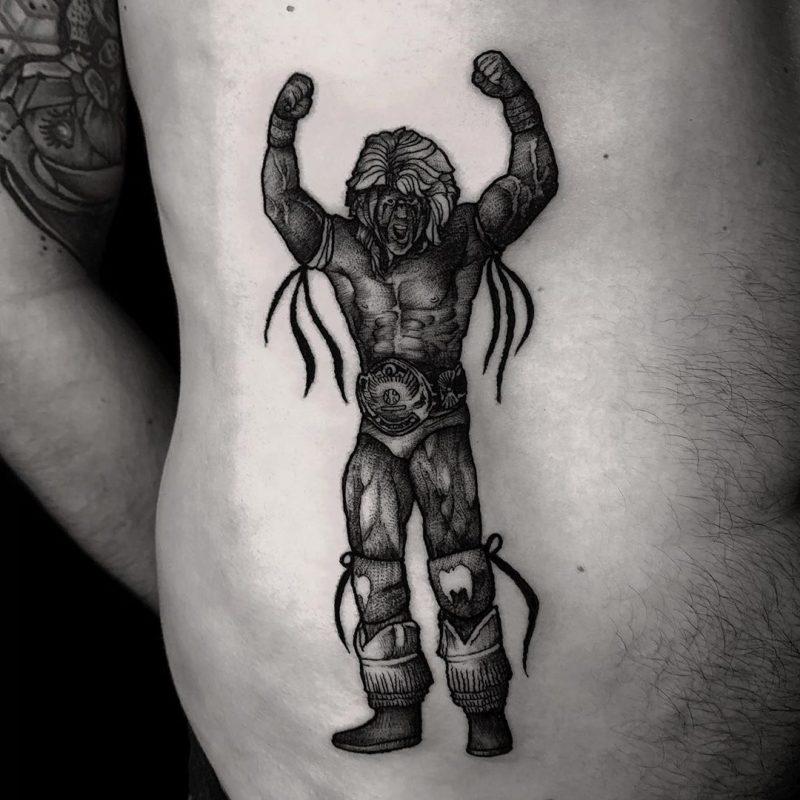 The Ultimate Warrior, El último guerrero