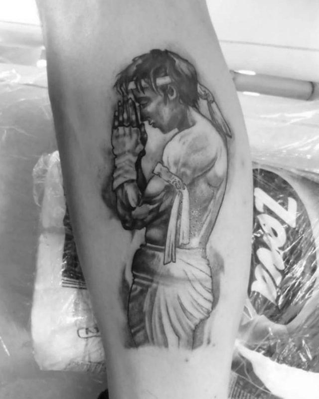 Tatuaje Muay Thai