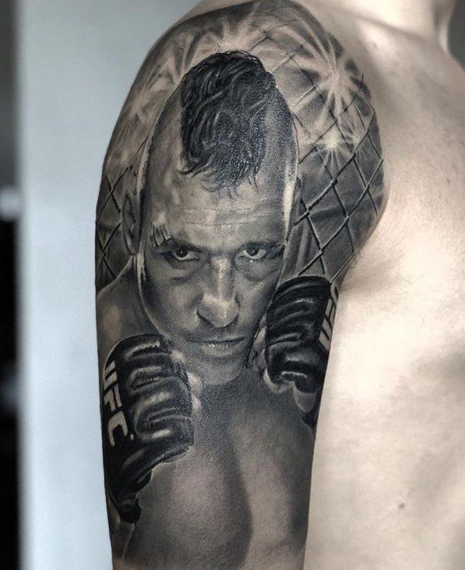 Gianluca Rocca 2018.05.09 My Passion On My Skin. Grazie A @steven Rorschach Tattoosemplicemente Un Mago. 653x800, Los Mejores Tatuajes