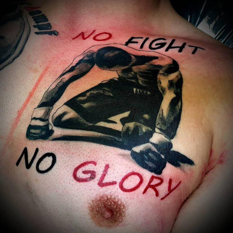 Heiko Spike Tattoo 2019.05.17 No Fight No Glory... Spiketattooheiko Nofightnoglory Mma Mixedmartialarts 800x800, Los Mejores Tatuajes
