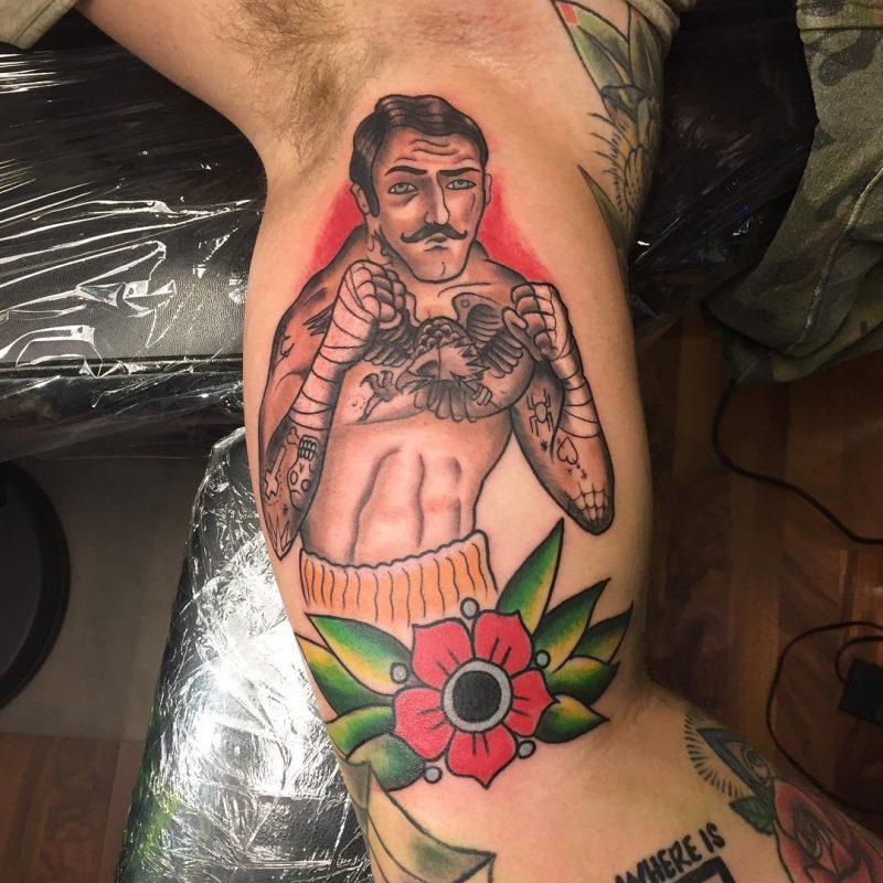 Raymond 2018.12.16 Tattoo Ink Inked Migtbegay Tattooinspiration Tattooideas Tattoomodel Tat 800x800, Los Mejores Tatuajes