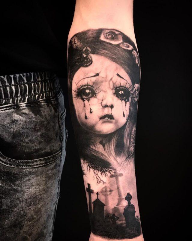 Devil Tattoo Art 102298136 557528088270783 2968272496572219347 N 640x800, Los Mejores Tatuajes