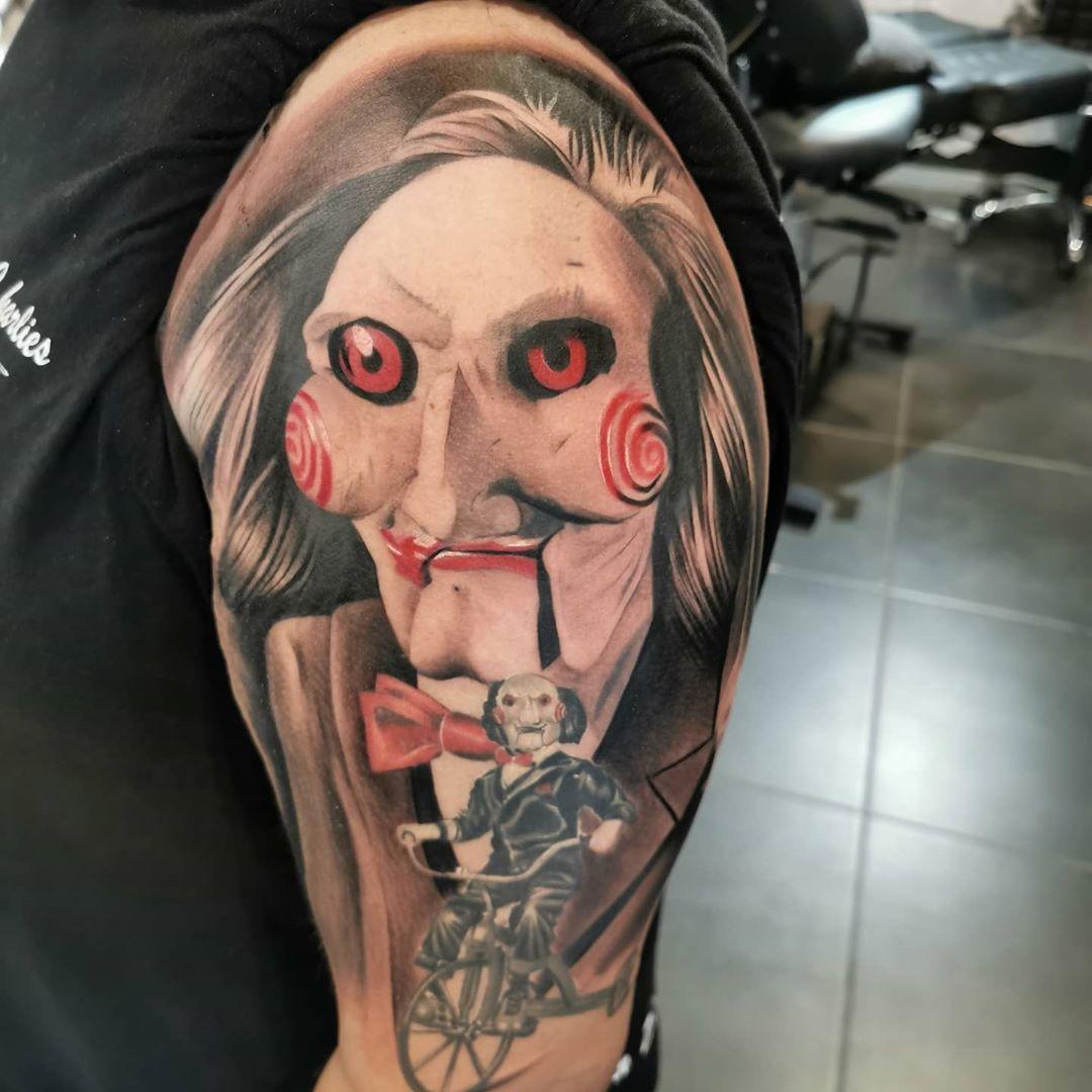 tatuajes terroríficos