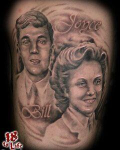 Tatuajes de Abuelos
