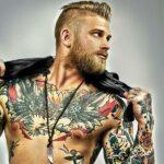 hombres tattoos