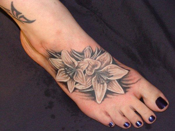 pie tattoo