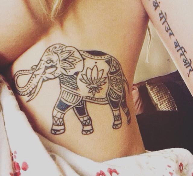costillas tattoo