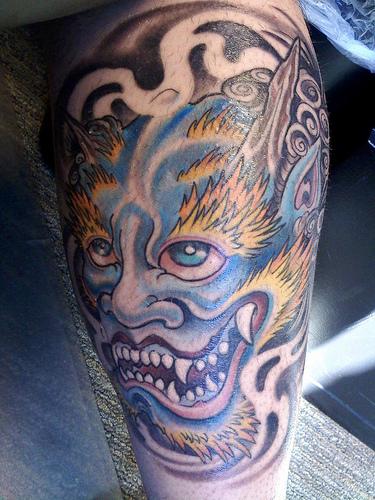 tattoo japonés