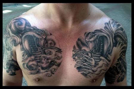 tattoo pecho