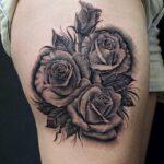 36 Rose Tattoo
