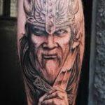 vikingo tattoo