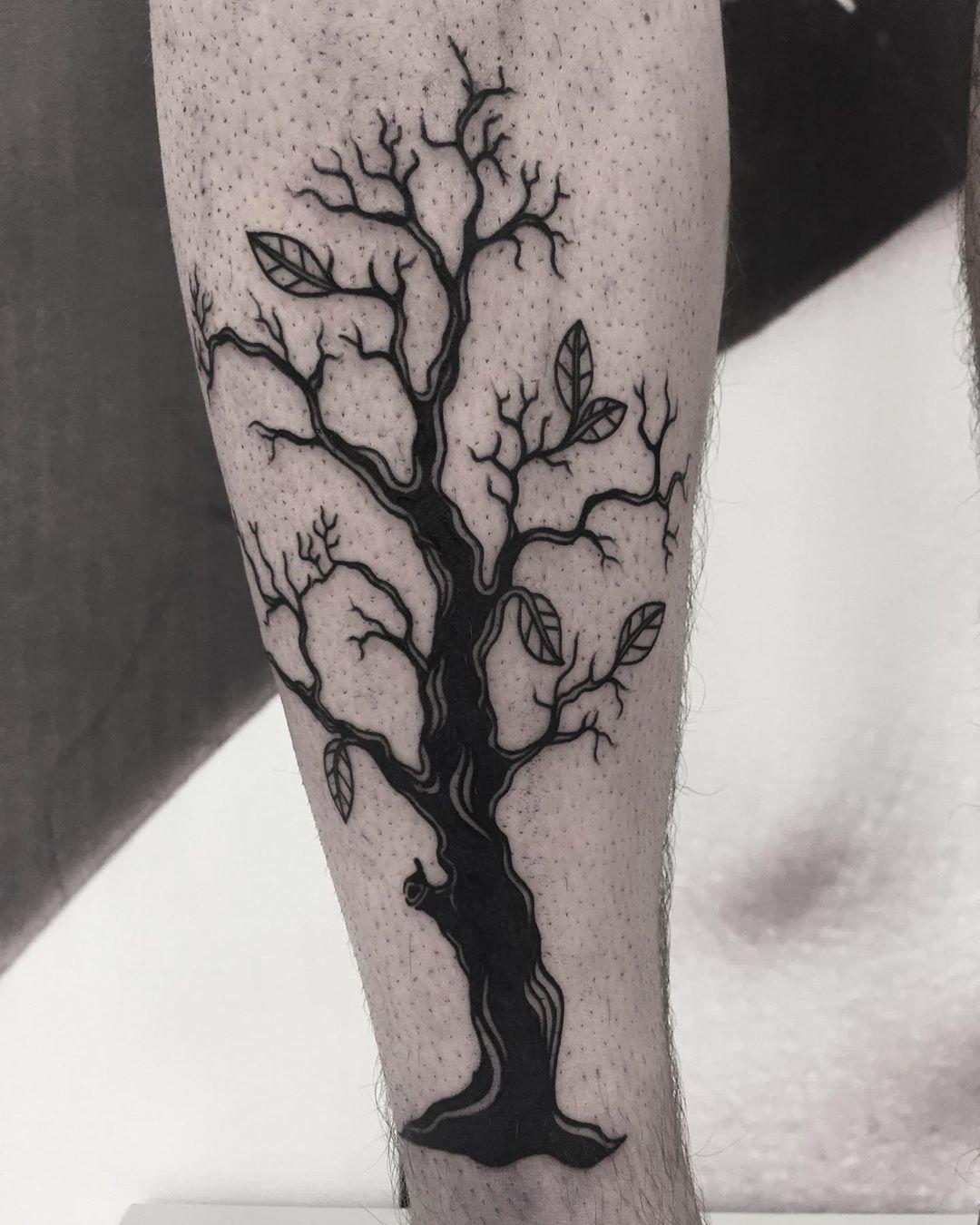 tattoo arbol de la vida