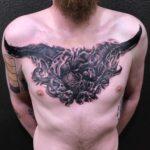 tattoo clavícula