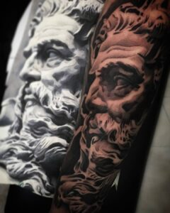 Tatuajes Griegos