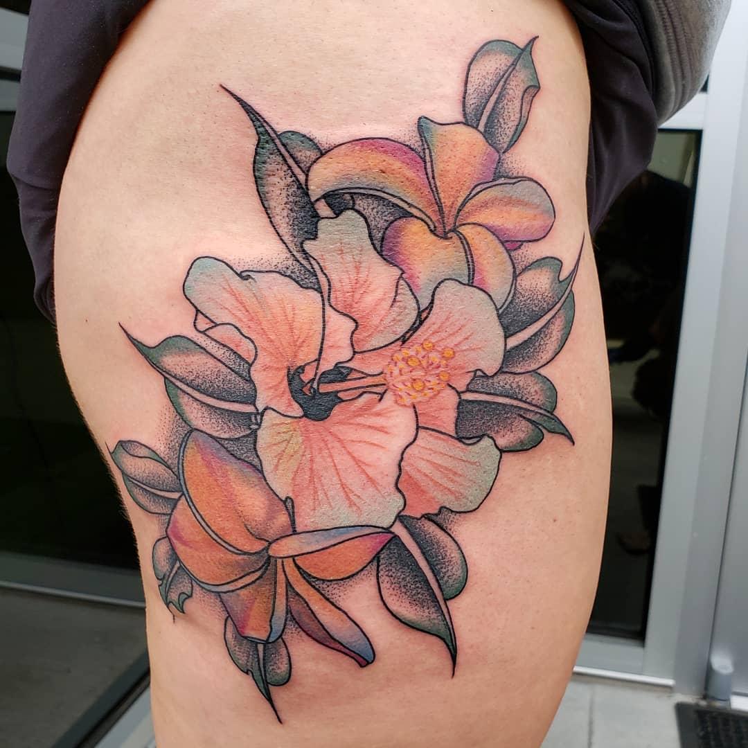 cadera tattoo