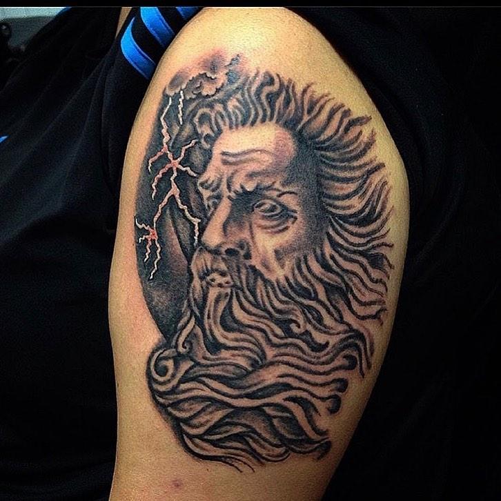 tattoo griego
