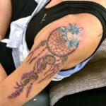 atrapasueños tattoo