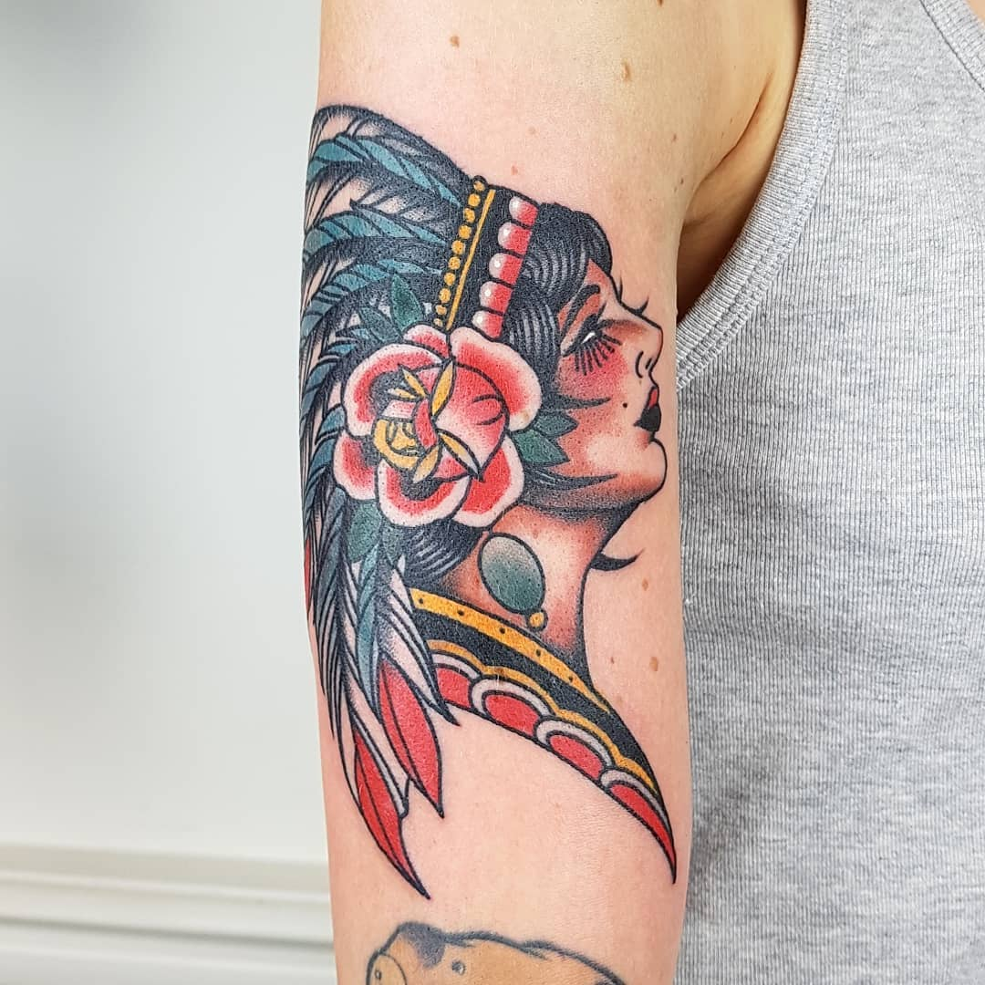 tattoo tradicional