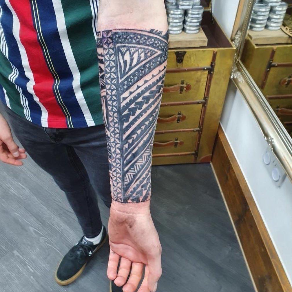tattoo samoano