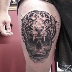 tatuajes de calaveras