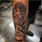 tattoo azteca