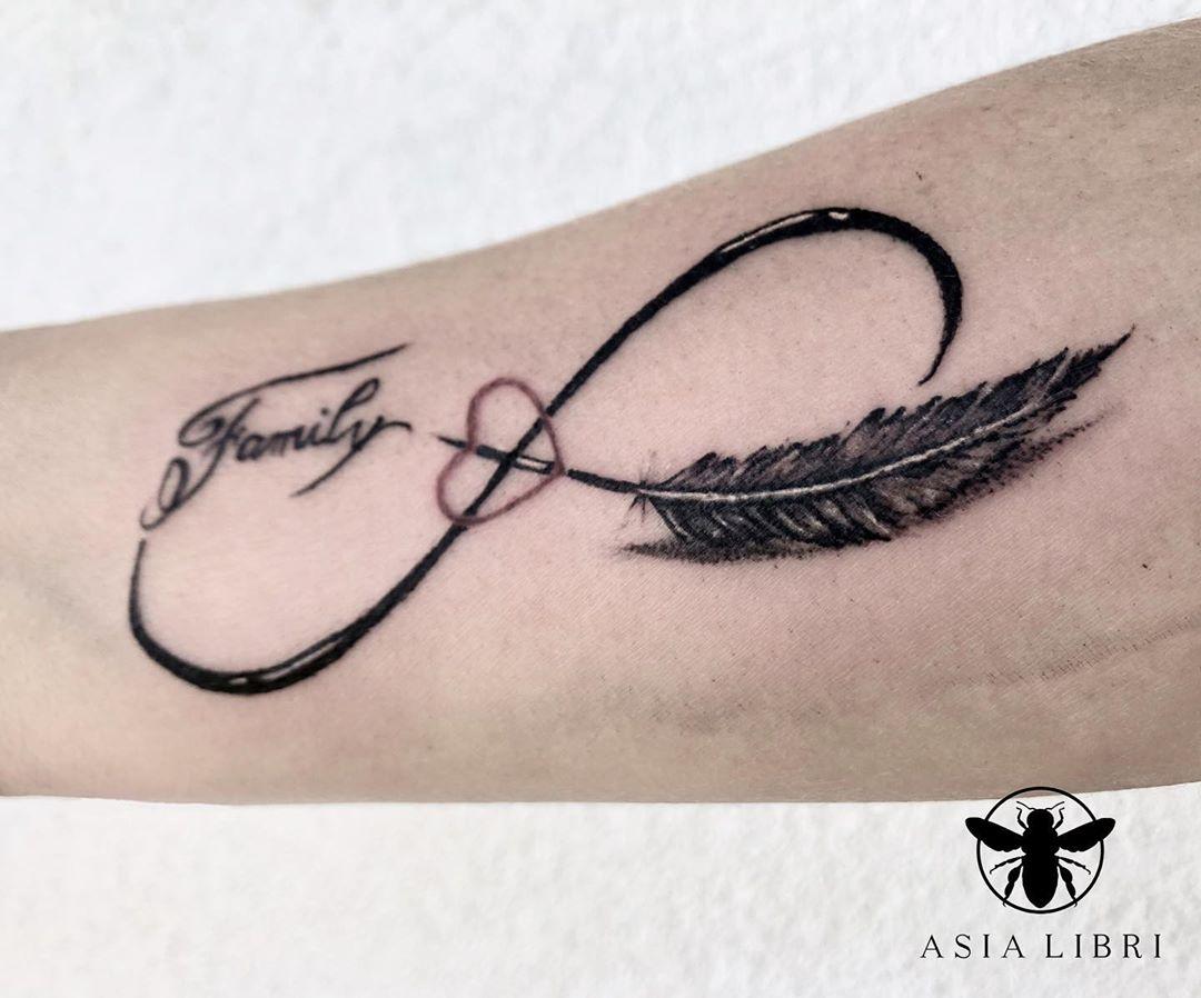 infinito tattoo