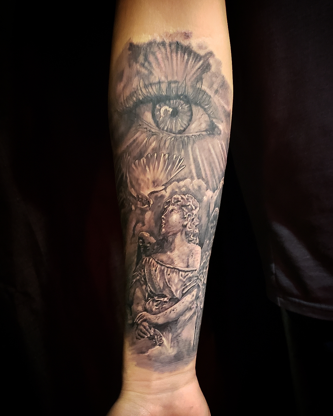 antebrazo tattoo
