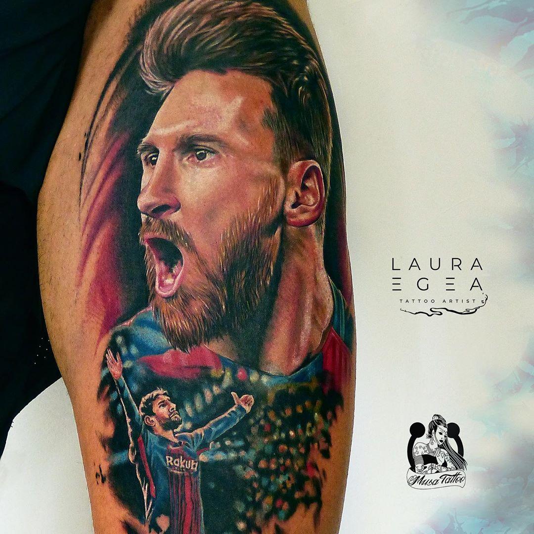 tattoo fútbol