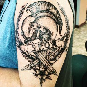 tatuaje romano
