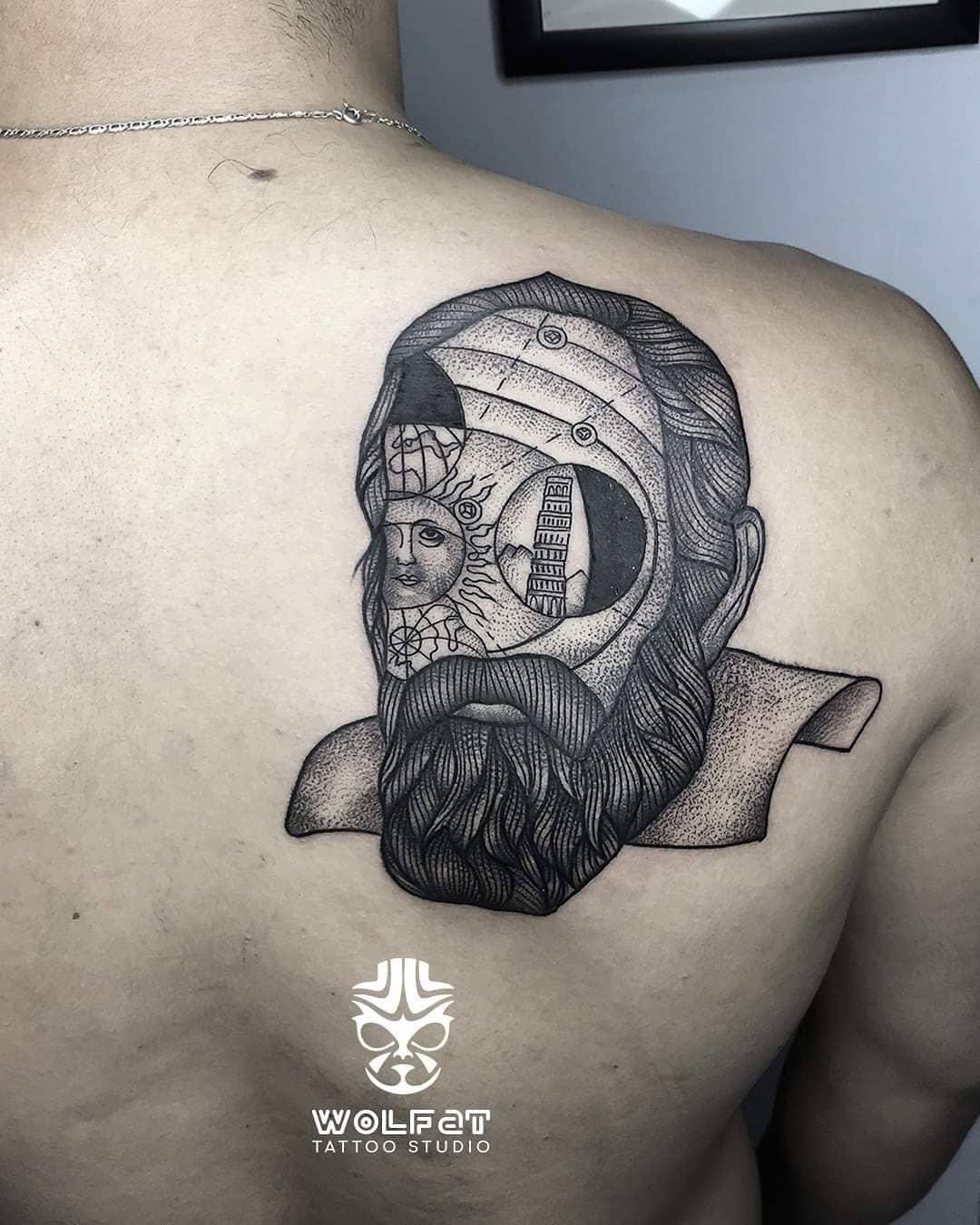 138 Estupendos Diseños Con Tatuajes Lineales