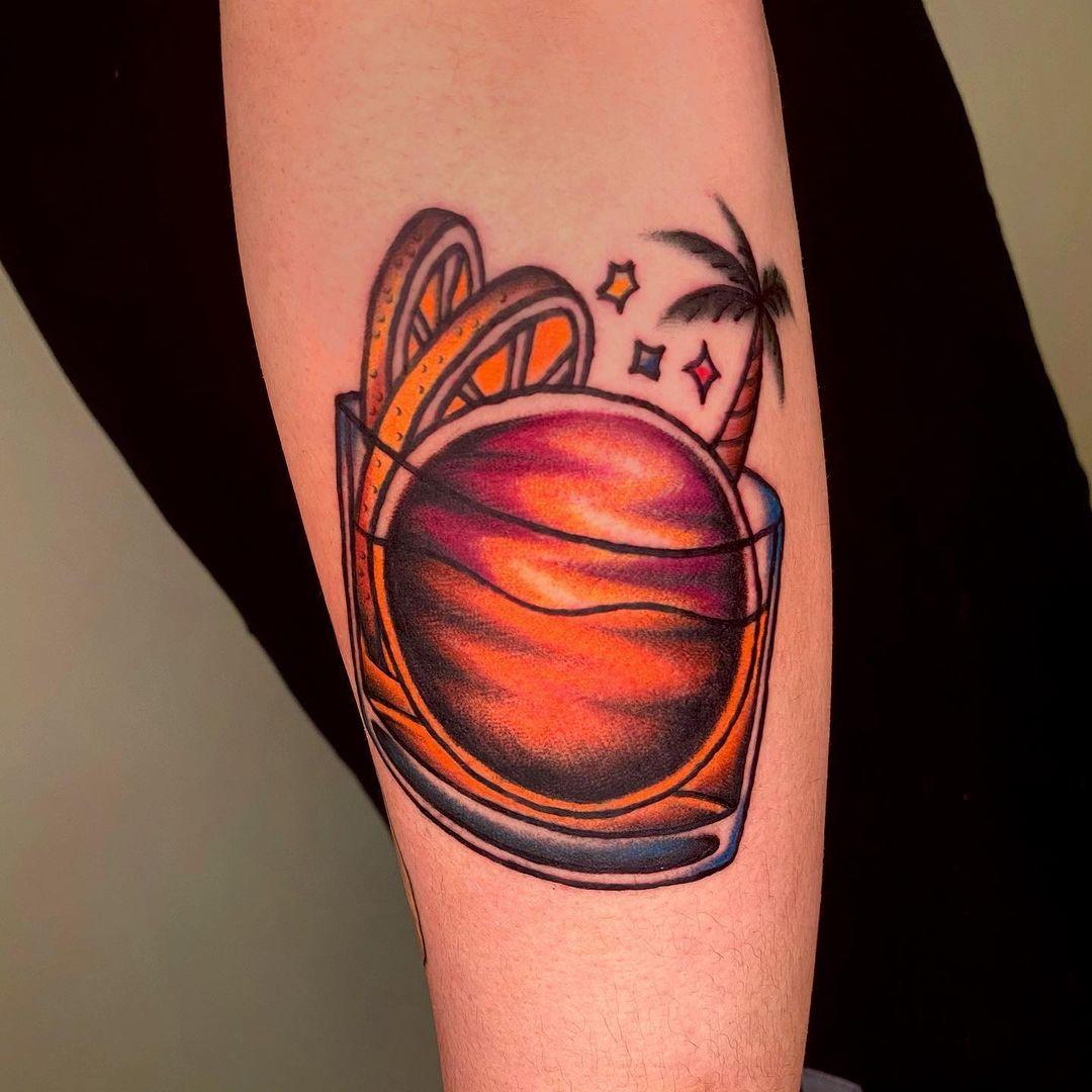 Tatuajes de Planetas