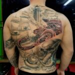 Tatuajes de Kraken