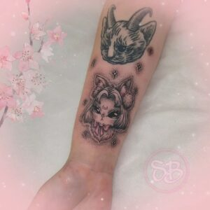 Aesthetic tattoo